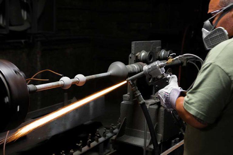 Carbide Coating in Houston - Copeland Valve & Coating Technologies