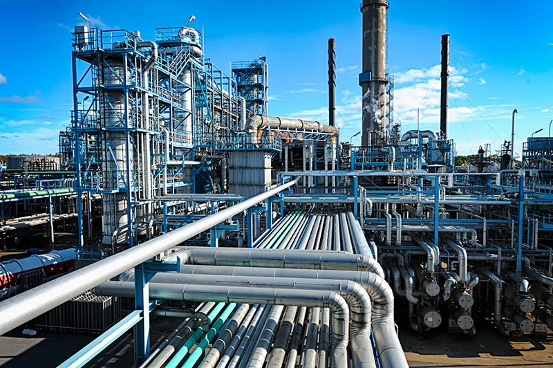 petro chemical valves