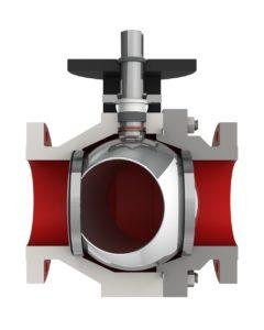 high performance ball valve standard port - Copeland Valve